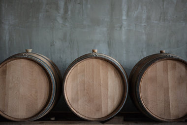 It Must Be Harvest Time: Wine Barrels Are In!